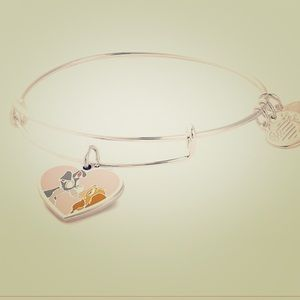 Lady and the tramp Alex and ani